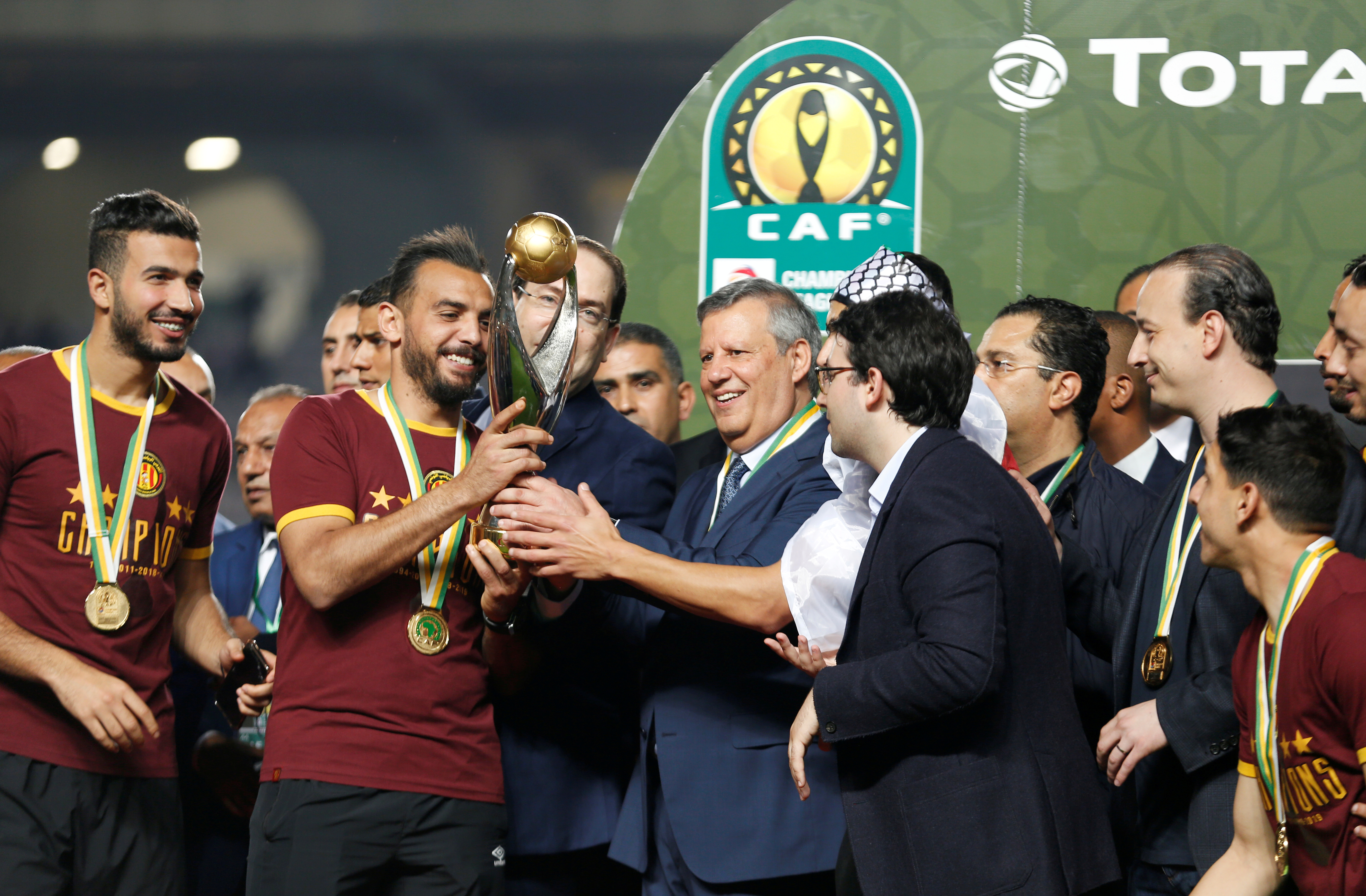 CAF rejects Wydad appeal over Champions League final result