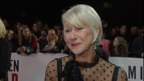 "Helen Mirren, Ian McKellen on why we love a ""Good Liar"" 