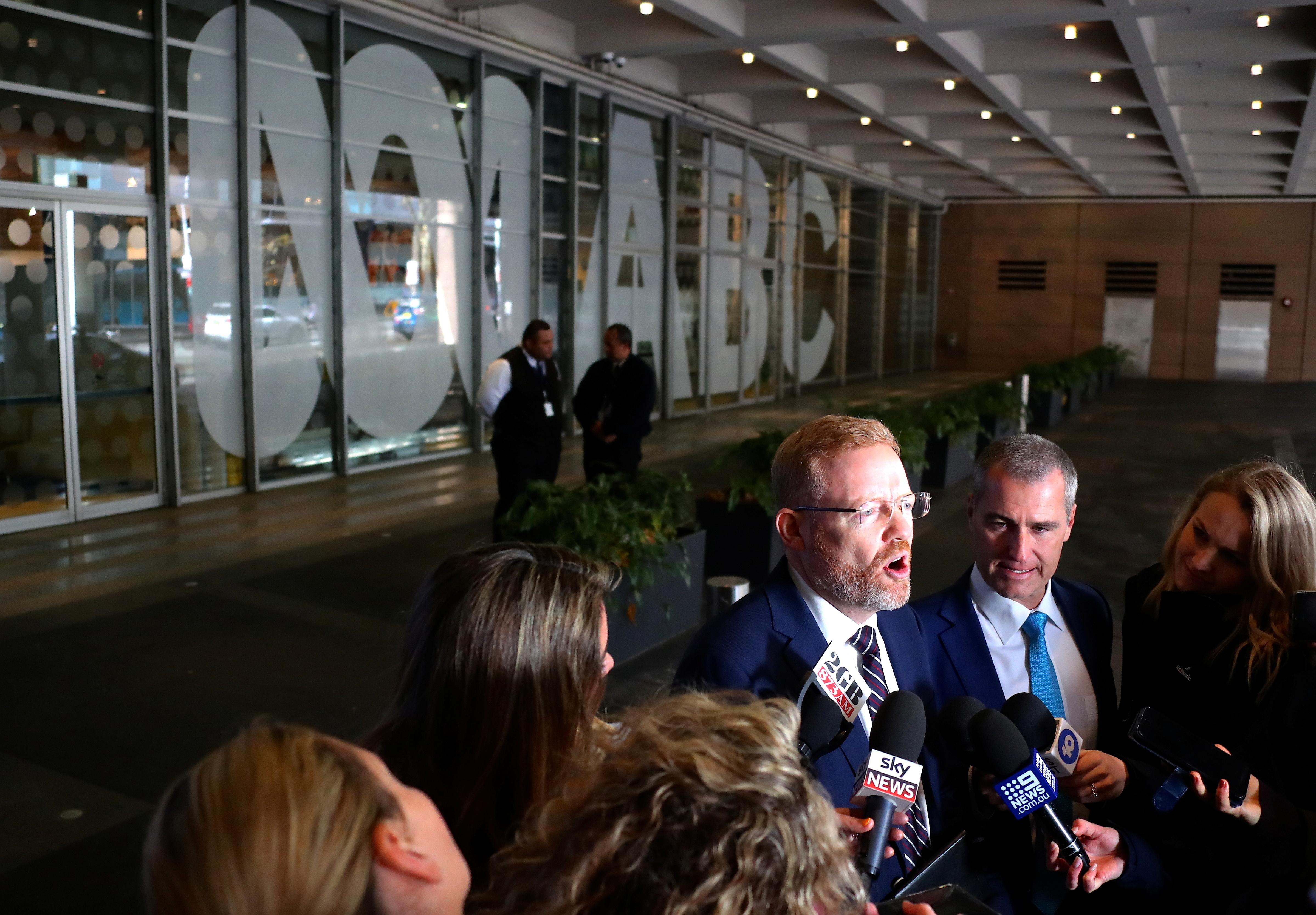 Los medios australianos denuncian las redadas a la cadena nacional ABC y News Corp