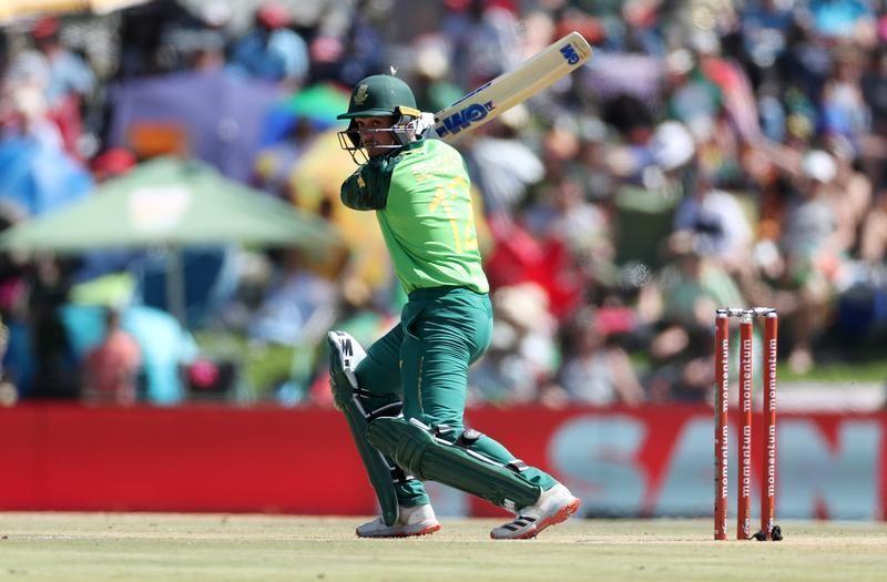 Cricket: Burnout fears deny De Kock South Africa test captaincy