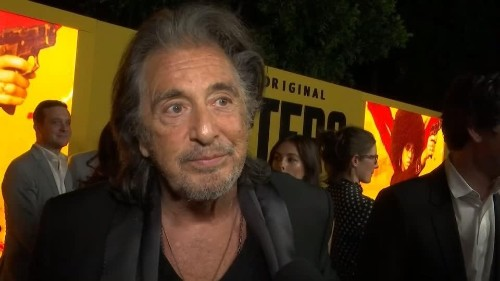 Al Pacino joins cinemas' A-list in streaming television | Reuters Video