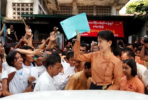 Dangerous News: How two young reporters shook Myanmar