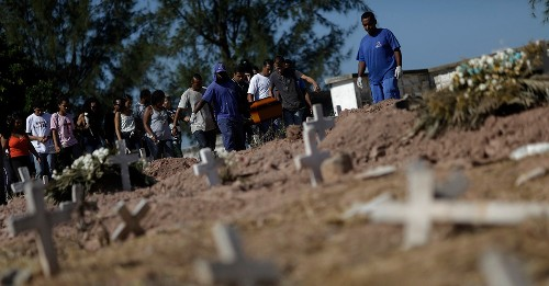 Killings by cops have soared as Brazil pursues a cleanup on crime