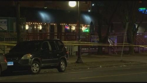 One dead, 4 wounded in Connecticut nightclub shooting | Reuters Video