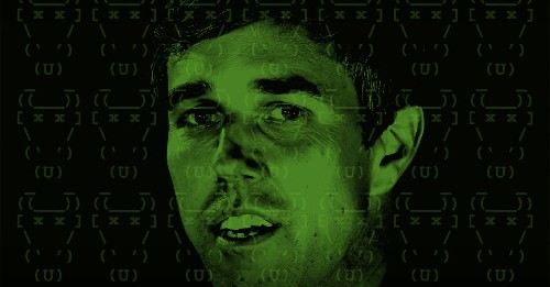 Beto O'Rourke's secret membership in America's oldest hacking group