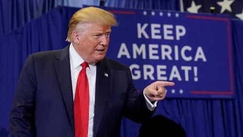 États-Unis: la popularité de Donald Trump en baisse