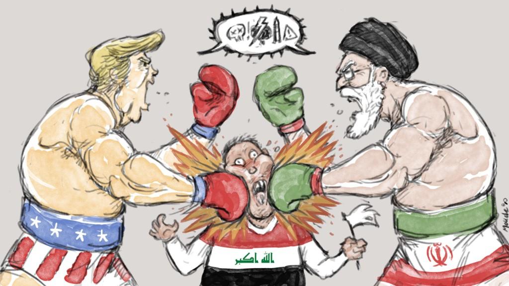 دنیا از نگاه «موش»: عراق قربانی دو کشور «متحد» خود