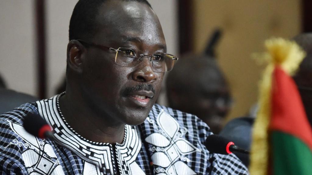 Burkina: le MPS investit l'ex-Premier ministre Isaac Zida candidat à la présidentielle