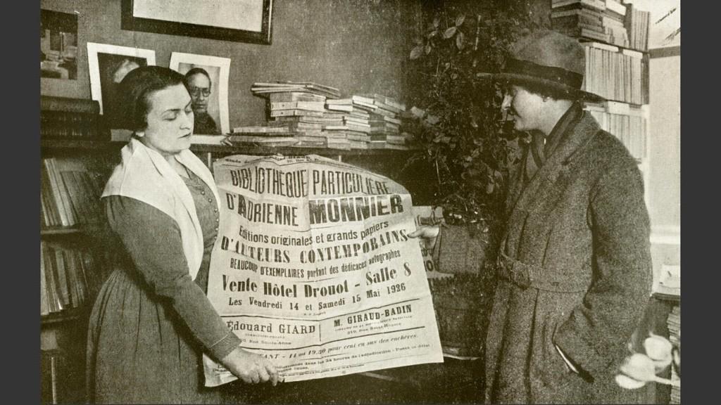De vive(s) voix - Adrienne Monnier, figure du Paris littéraire et traductrice d'«Ulysse»