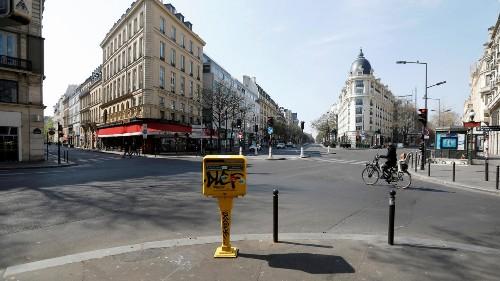 Gobierno francés evoca una salida gradual de la cuarentena