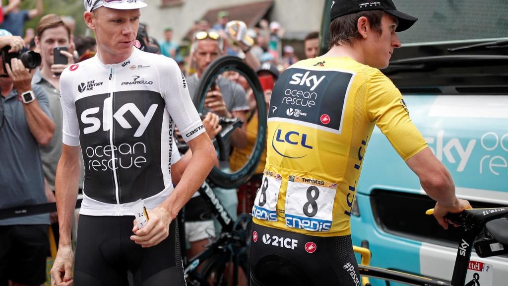 Cohabitation et dernier Tour de France avec Ineos pour Christopher Froome