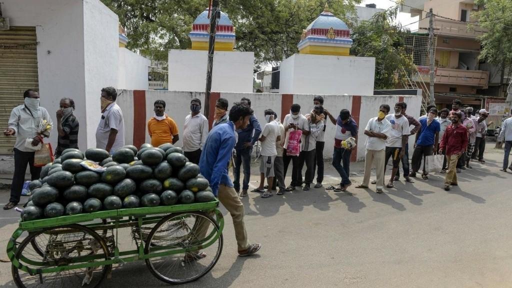 Vivre ailleurs - Vivre en confinement à Hyderabad en Inde