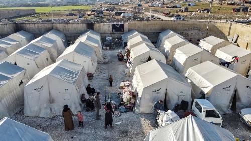 Pandémie: les enquêteurs de l'ONU demandent un cessez-le-feu en Syrie