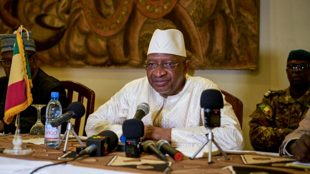 Mali: Soumeylou Boubeye Maïga soutient le futur Conseil de transition