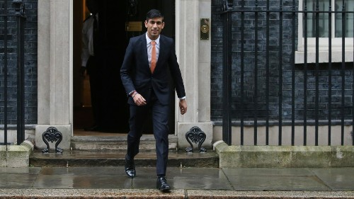 Royaume-Uni: un nouveau ministre des Finances après la démission de Sajid Javid