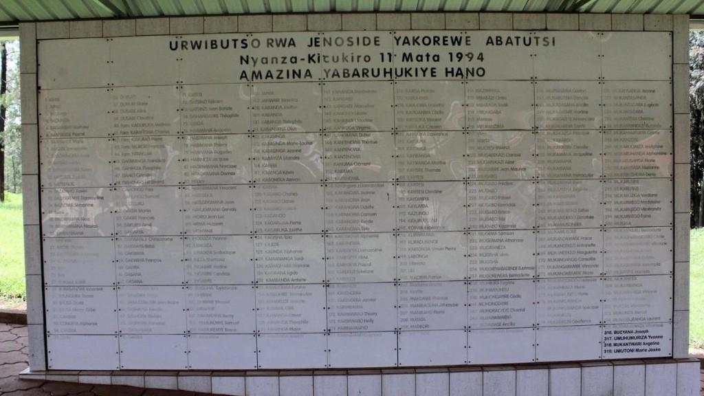 Coronavirus: les commémorations du génocide au Rwanda sous confinement