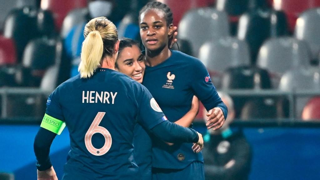 Football : les Françaises qualifiées pour l'Euro 2022