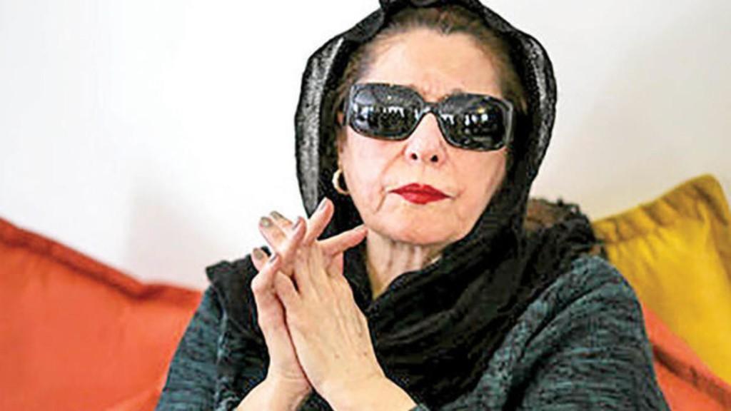 چهرهها و گفتگوها - پری زنگنه: میخواهم در سفر آخر گنجشکها و سرود ایران مرا همراهی کنند