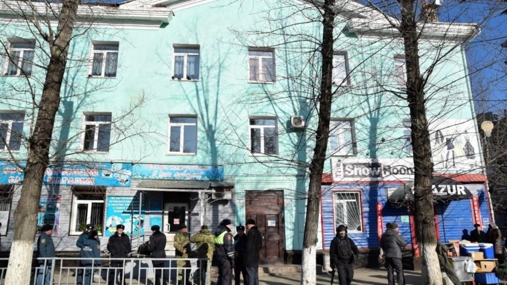В России: темы и события недели - Что известно о стрельбе в Благовещенске