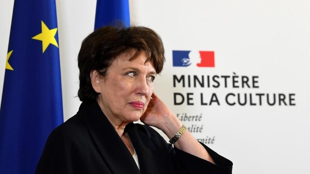 Roselyne Bachelot, une «Grosse tête» au ministère de la Culture