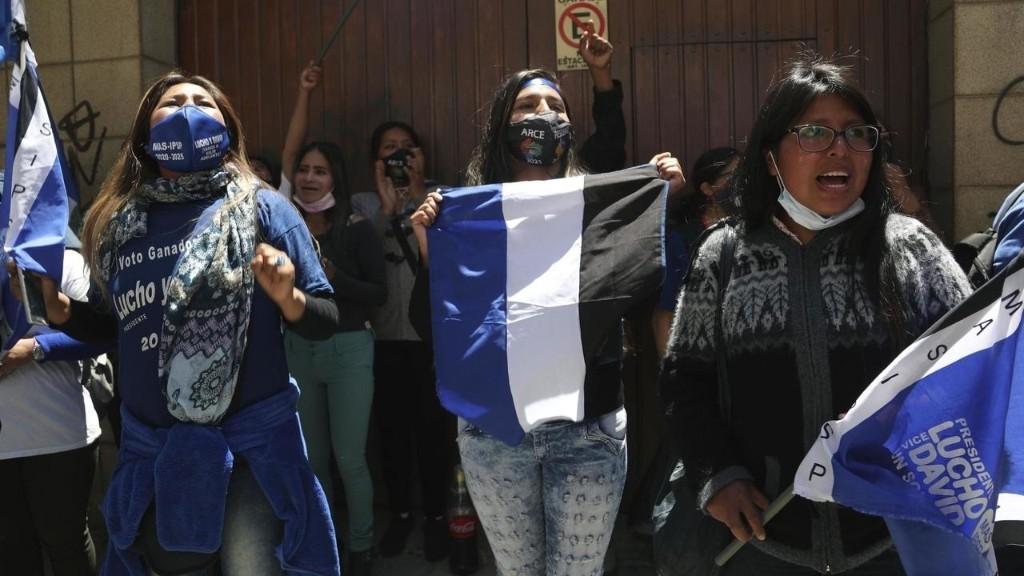 Après la victoire de Luis Arce, les Boliviens rassurés par un «retour à la normale»