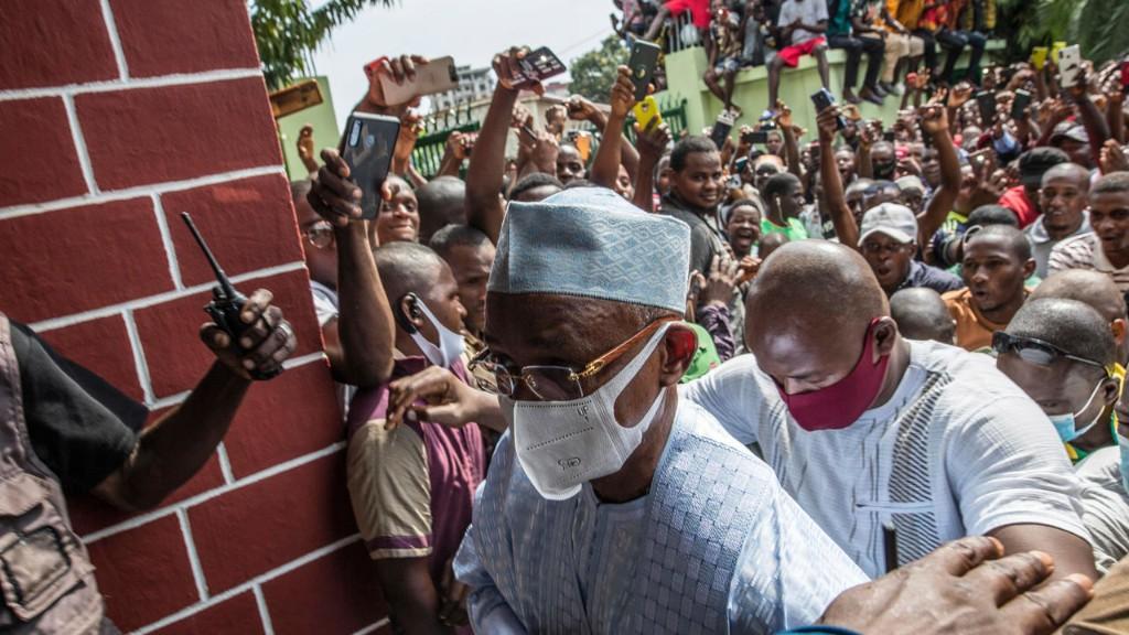 Guinée: les mobilisations de l'opposition s'essouflent