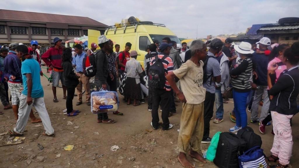 Coronavirus: à Madagascar, le risqué retour en région de milliers de Malgaches