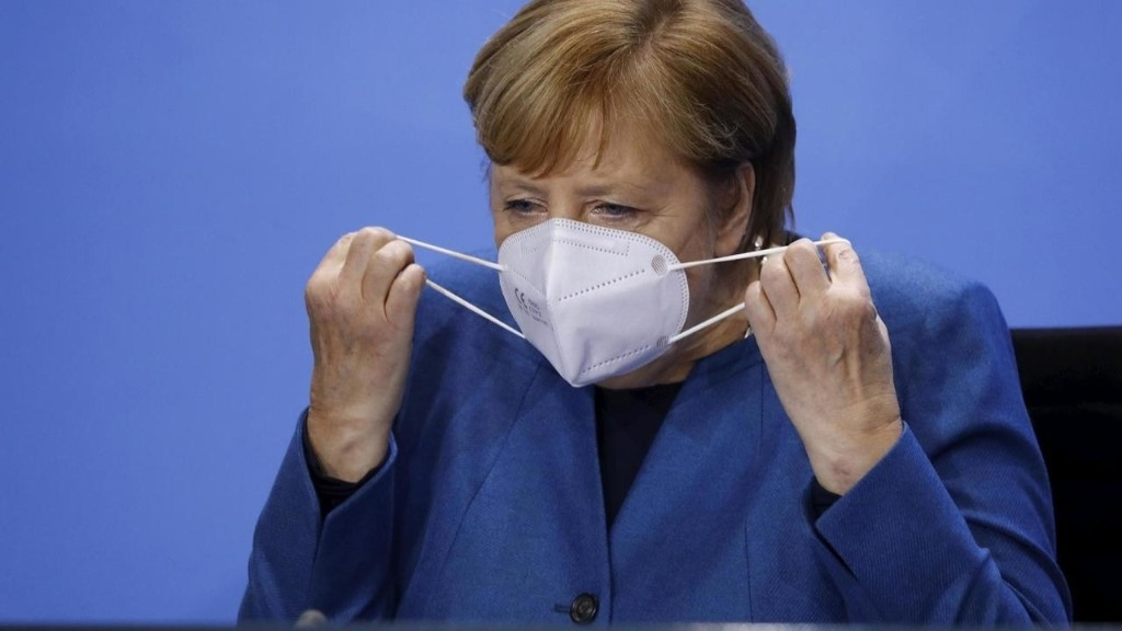 Germany imposes partial lockdown from Monday as EU Covid cases surge