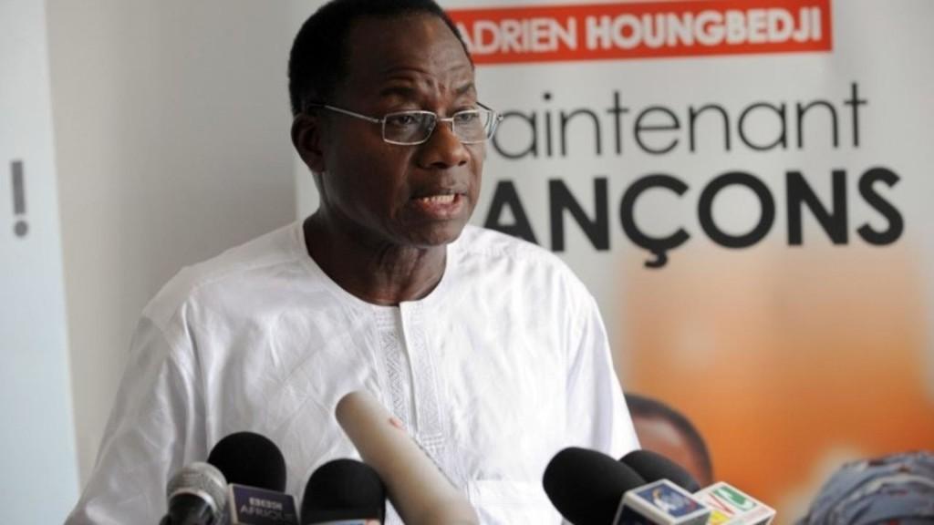 Bénin: le PRD réclame une élection présidentielle inclusive en 2021