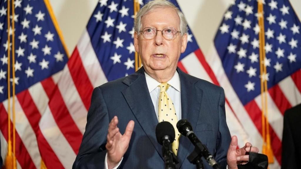 Cour suprême: une nomination dès la fin de la semaine suivie d'un vote au Sénat