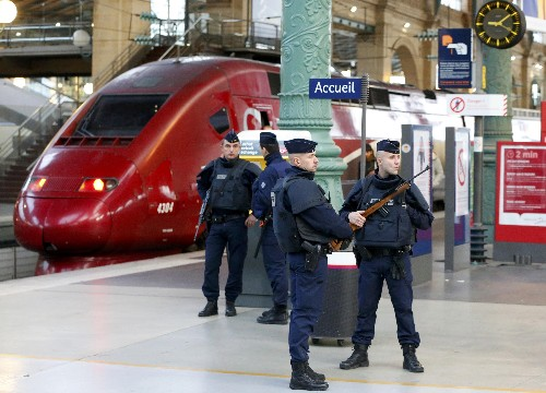 Thalys: malgré les portiques de sécurité, des passagers vigilants
