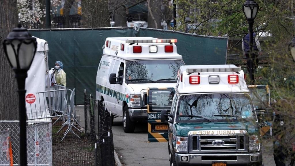 Coronavirus: l'état du monde face à la pandémie le jeudi 9 avril