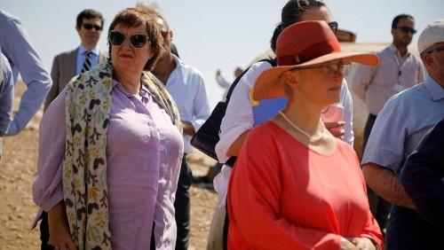 Vallée du Jourdain: les Européens marquent leur opposition au projet d'annexion