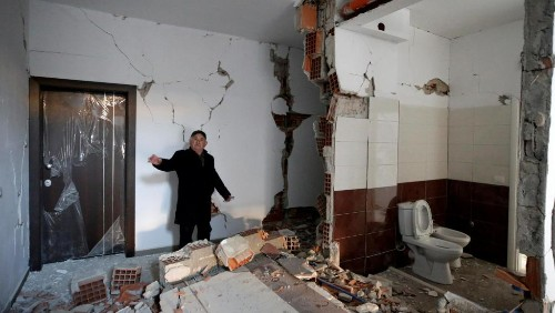 Séisme en Albanie: la corruption dans les constructions pointée du doigt