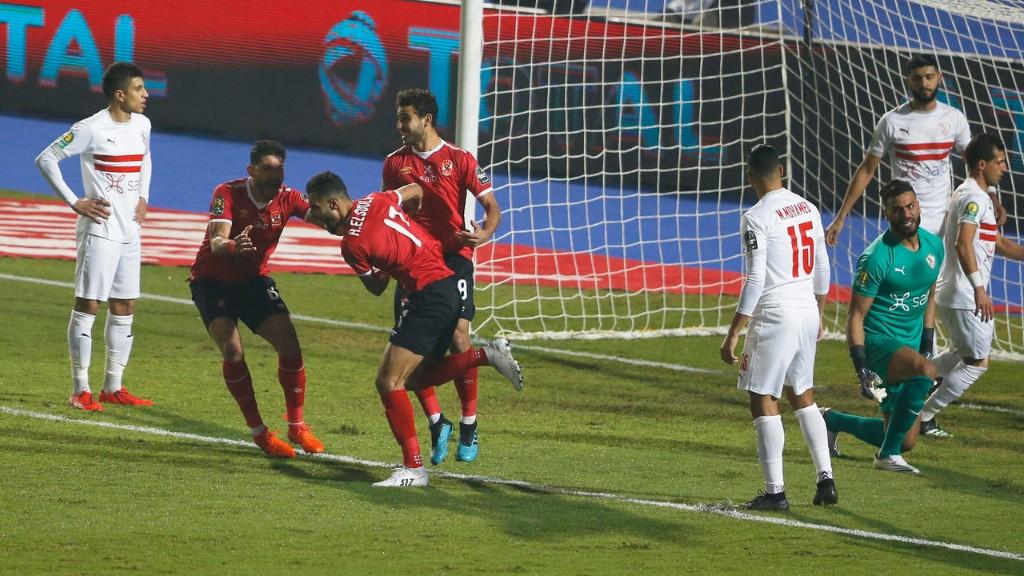 Ligue des champions: superbe sacre d'Al Ahly face à Zamalek