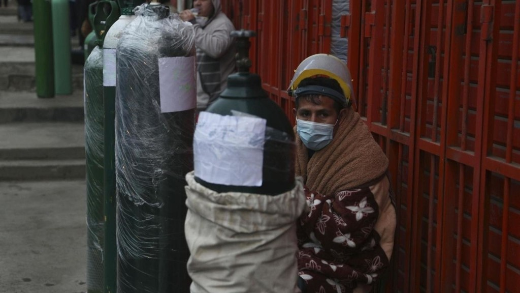 Journal d'Haïti et des Amériques - La pandémie de coronavirus a fait 20 000 morts au Pérou