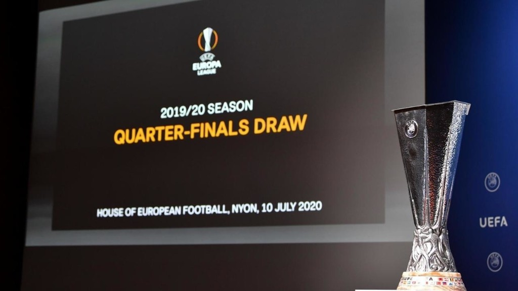 Teams discover their adversaries for revamped Europa League endgame