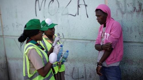 En Haïti, de multiples difficultés pour faire face à la crise du coronavirus