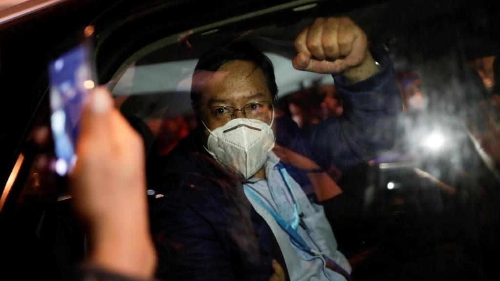 Luis Arce, dauphin d'Evo Morales, nouveau président de la Bolivie