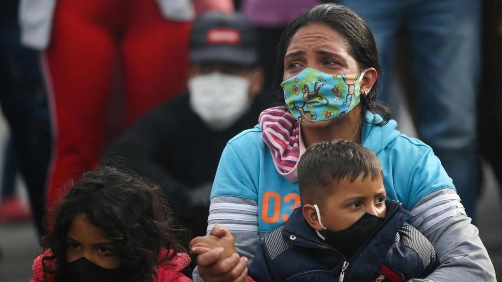 Réfugiés vénézuéliens: l'UE et l'Espagne organisent une conférence des donateurs