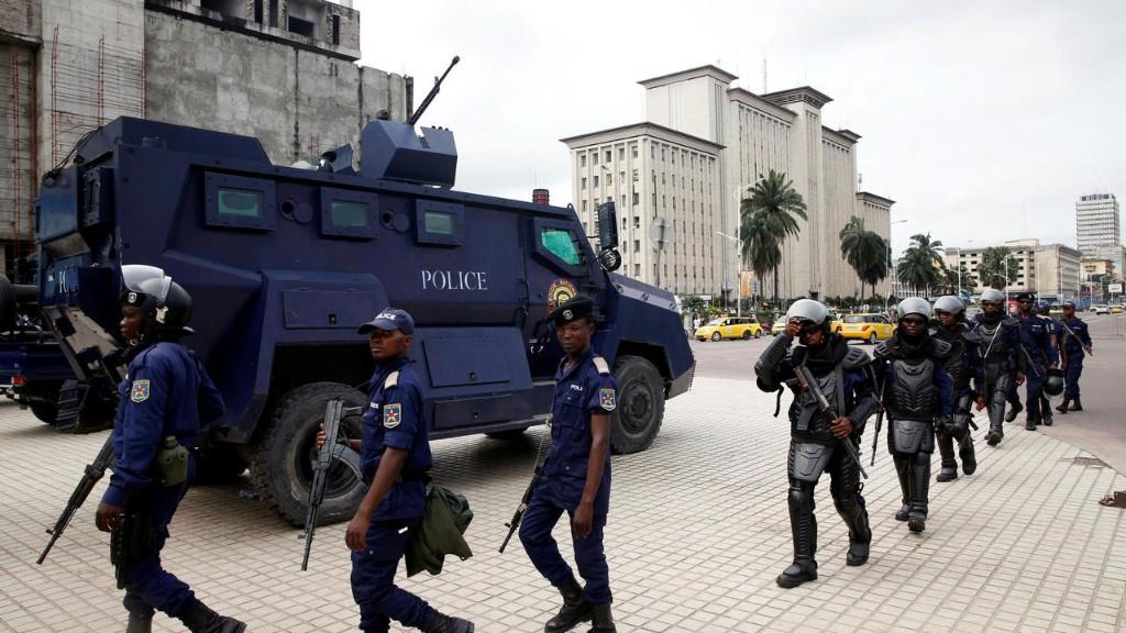 Les hiérarchies militaires et policières de RDC reçues par Félix Tshisekedi