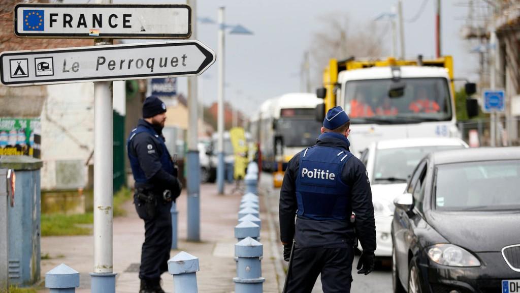 Bruxelles pousse pour la réouverture de la frontière