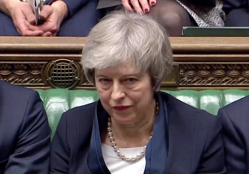 Eye on France: May's Brexit battering stuns Europe