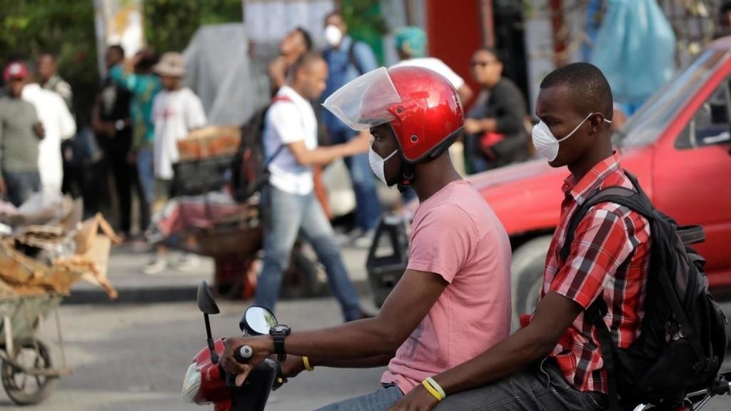 Coronavirus: premier mort en Haïti dans un climat persistant de défiance