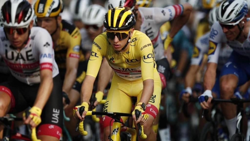 Tour de France: le sacre exceptionnel du jeune prodige slovène Tadej Pogacar