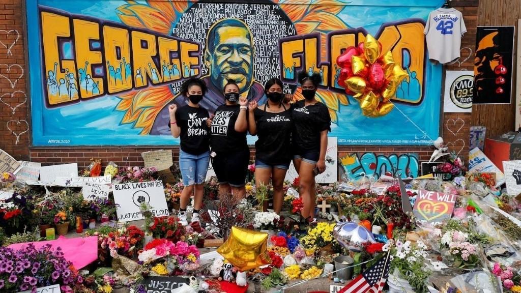 Washington d'ici - [Podcast original] Mort de George Floyd: l'Amérique s'embrase