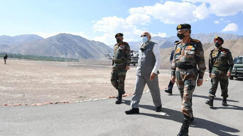 印高官:中方後撤2公里 印軍從衝突地點後撤約1.5公里