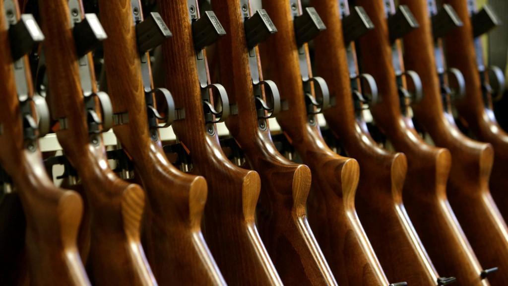 Il n'y a jamais eu autant d'armes à feu en circulation dans le monde