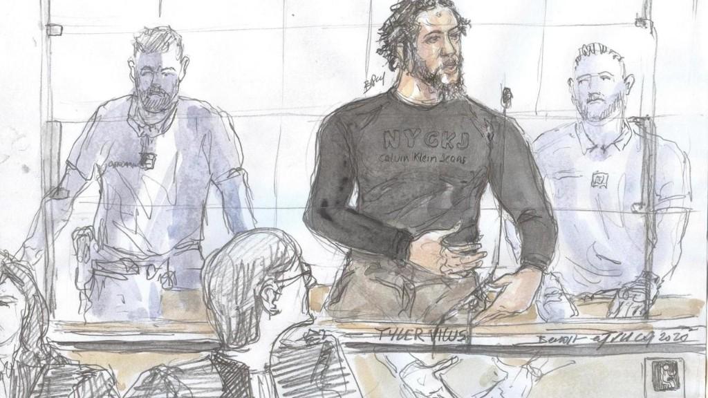 """""""امیر"""" فرانسوی داعش به سی سال زندان محکوم شد"""