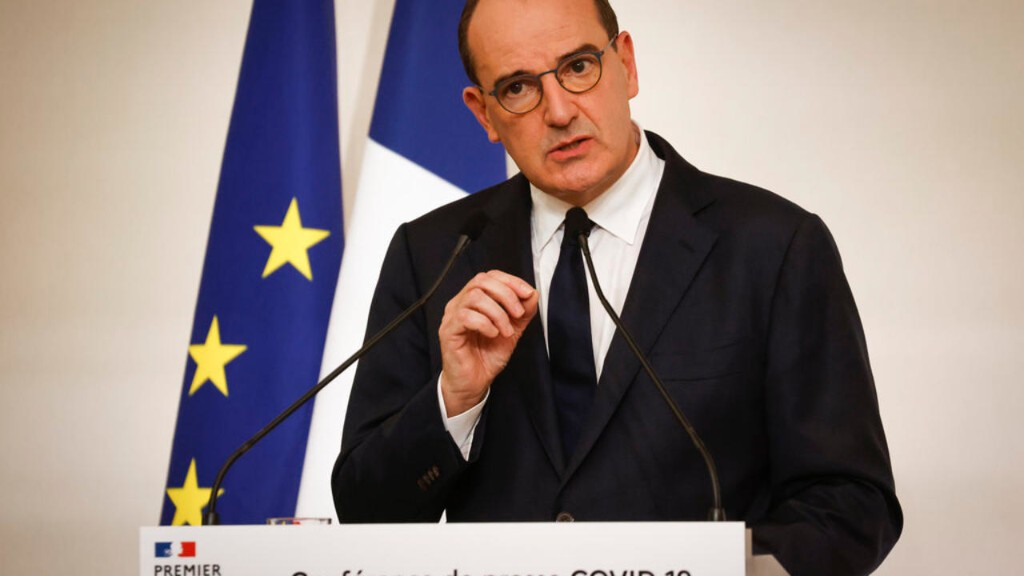 With record 42,000 new cases, France extends Covid curfew to cover 46 million people